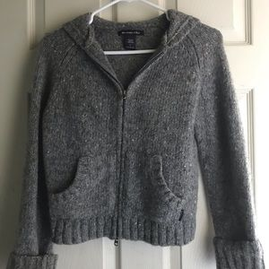 Abercrombie wool sweater!